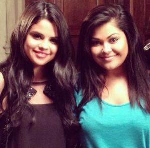 Selena Gomez: photo avec ses fans