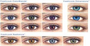 Les yeux (par Miss Sadique)