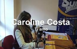 Caroline chez Radio Sud