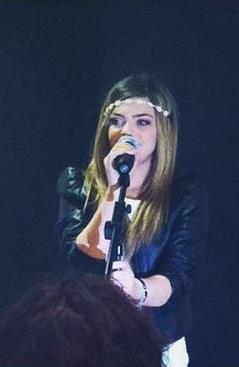 10 Mars 2012 : 2ème Showcase phénoménal pour notre étoile
