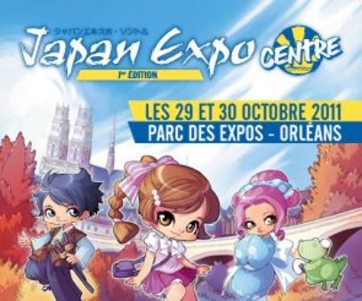 Défilé à Japan Expo Centre !!!