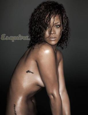 Rihanna élue la femme la plus sexy du monde en 2011