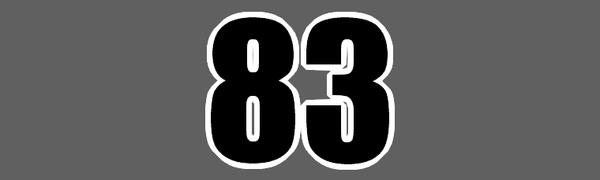 Le chiffre du jour : 83