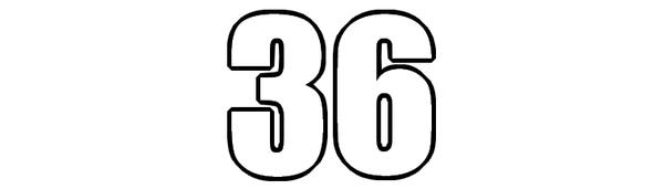 LE CHIFFRE DU JOUR : 36