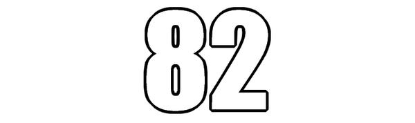 LE CHIFFRE DU JOUR : 82