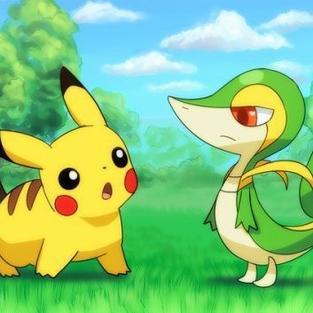 """Chapitre 2 """" Premier Pokémon """""""