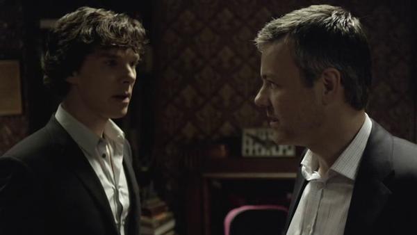 Que ferais Sherlock sans Lestrade ? Ou plutôt... Que ferais Lestrade sans Sherlock ?