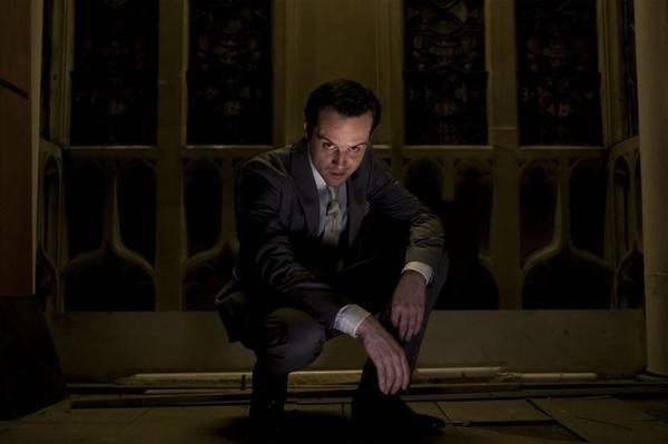 Moriarty, quel génie maléfique !