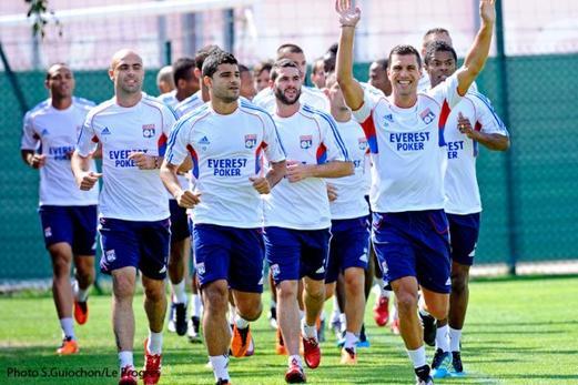 #04. La reprise de l'entrainement 2011-2012, Tola Vologe :)