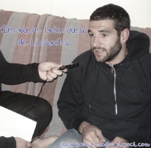 #12. Dernières Interviews
