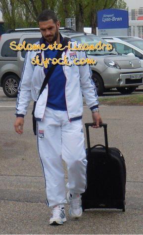 #14. Départ pour Montpellier - Aéroport de Bron