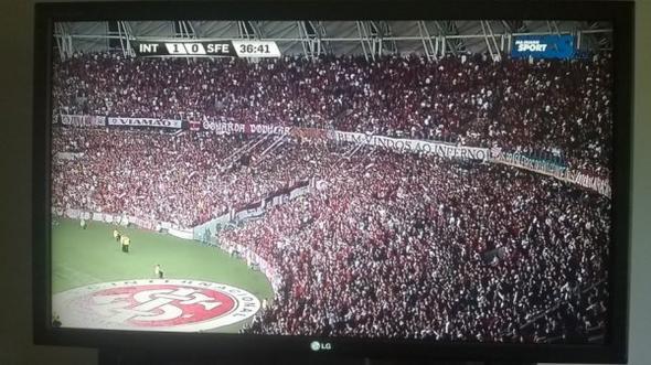 #70. Internacional - Santa Fe, 1er match vu depuis 2 ans ! :D