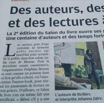 Salon du Livre de Poitiers 2016