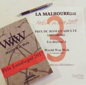Festival du Livre de La Malhoure 2017