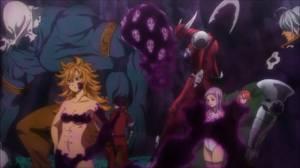 The Seven Deadly Sins saison 2