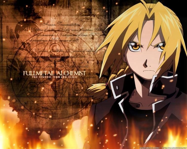 Full Metal Alchemist <3