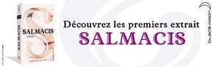 #BlackMoon découvrez les premiers extraits de Salmacis d'Emmanuelle de Jesus à paraître le 30/04