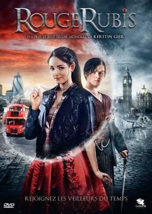 Rouge Rubis débarque chez nous en DVD et BLU-RAY cet automne voici l'affiche FR