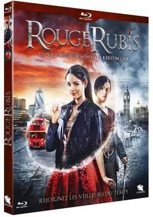 Rouge Rubis le 24 septembre en DVD / BLU-RAY & VOD (visuels + pré-commande)