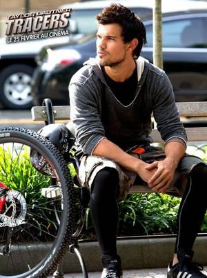 #NEWS sur Tracers le nouveau film de Taylor Lautner !