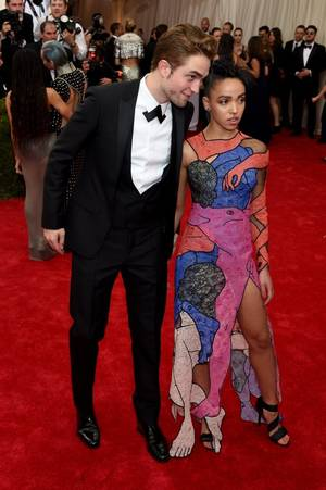 Robert Pattinson et Tahliah au MET GALA le 04/05 !