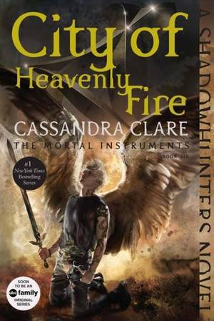 Nouvelle réédition de la série de Cassandra Clare City Of Bones aux USA !