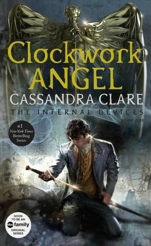 Nouvelle réédition de la série de Cassandra Clare The Infernal Devices aux USA !