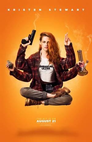 Nouvelles photos du film American Ultra avec #KristenStewart