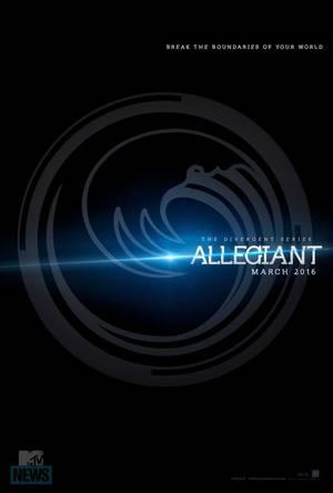 #DivergentSéries Allegiant Part 1 & Part 2 c'est fini ...