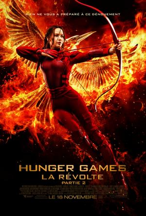 #EDIT Ajout du poster VF du dernier poster pour #HungerGamesLaRévoltePart2 !