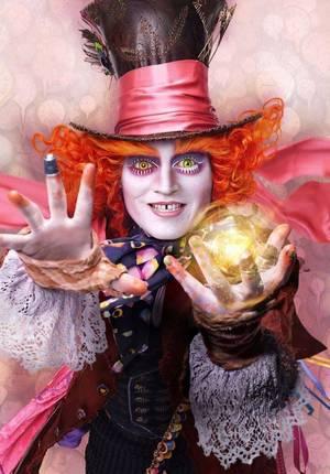 #NEWS Alice de l'autre côté du miroir les premières photos promo !