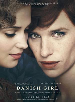 Mon avis sur The Danish Girl réalisé par Tom Hooper