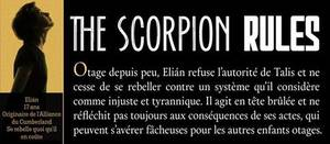 The Scorpion Rules de Erin Bow T1 à paraître le 7 avril 2016 chez Lumen Editions !
