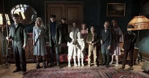 #NEWS Miss Peregrine et les enfants particuliers les toutes premières photos du film !