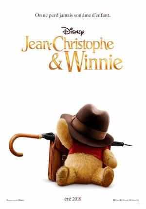 Jean-Christophe et Winnie de Walt Disney le 1er août 2018 au cinéma. On ne perd jamais son âme d'enfant.