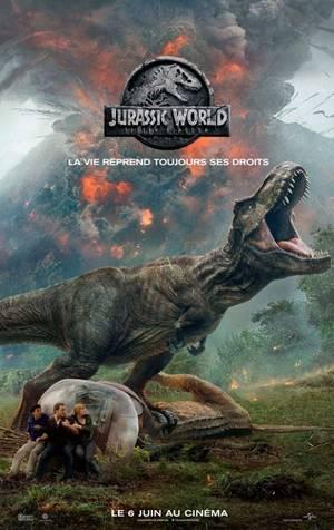 #AvisCinéma: #JurassicWorld #FallenKingdom le 06 juin au cinéma !