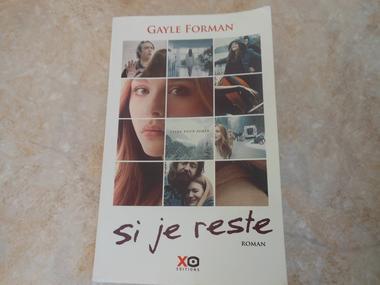 """Lecture : Le roman """"Si je reste""""."""