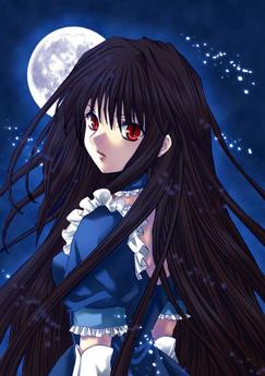 Cheveux noir