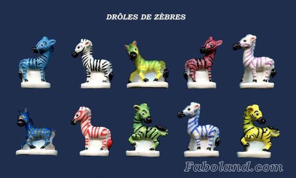 """Recherche la collection """"Drôles de Zèbres"""""""