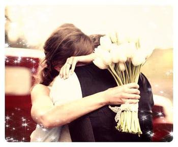~ Ton amour est la seule chose qui me fais vivre.