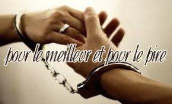 ~ Pour Le Meilleur & Pour Le Pire, L'amour Triomphe Toujours.