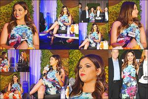 . 10/04/15 - Bethany Noel Mota a assistée auxVariety's Massive - qui se sont déroulés à Los Angeles.  (+)Côté Look:. Bethany portait une robe de chez ASOS à 68$! Je la trouve vraiment magnifique, c'est un beau gros TOP pour la miss Beth Mota. .