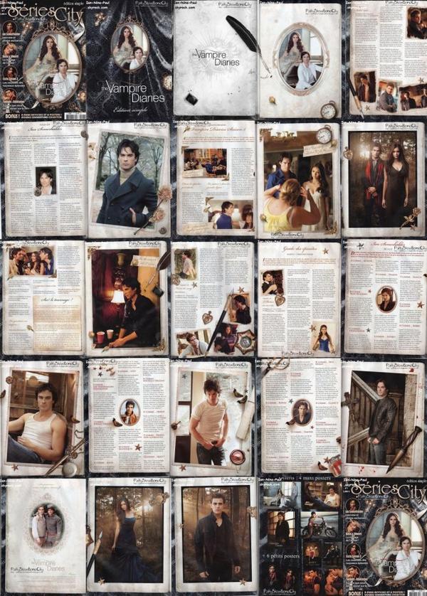 Affiches Promotionnelles + Magazine