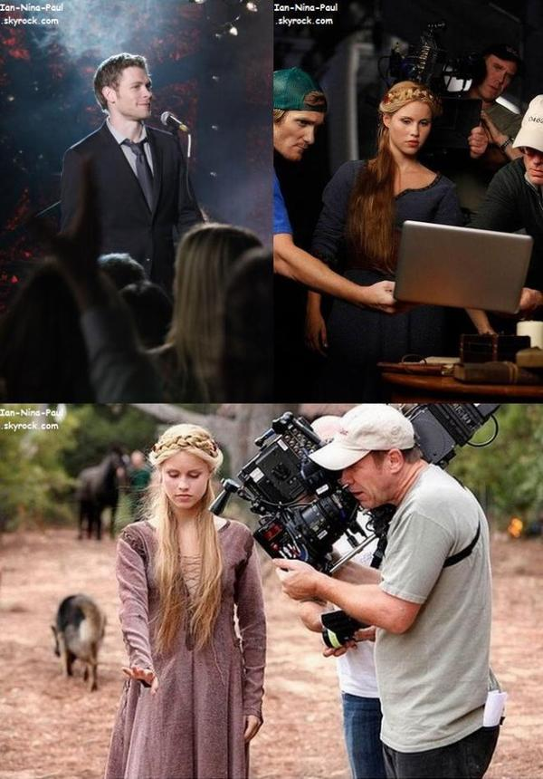 Stills Saison 3 Episode 9 + Behind The Scene
