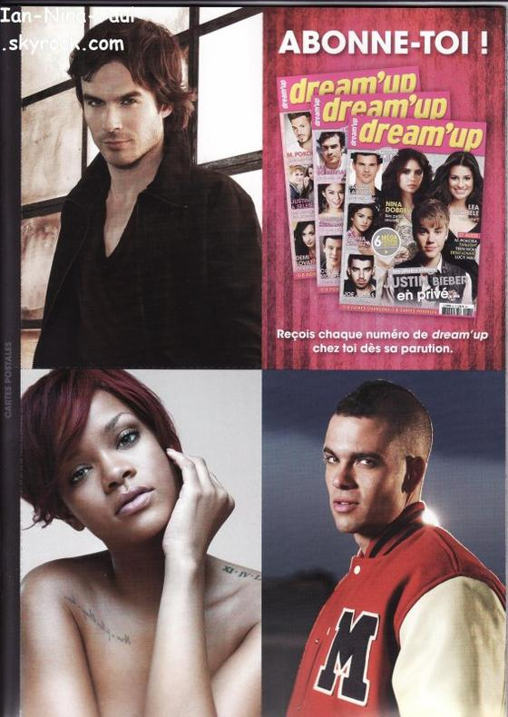 Dream'Up Magazine + Vidéos