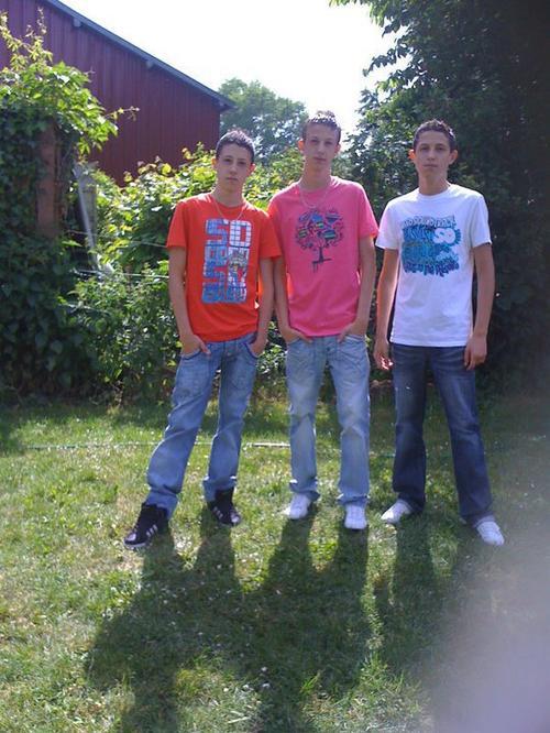 Mes frères .♥