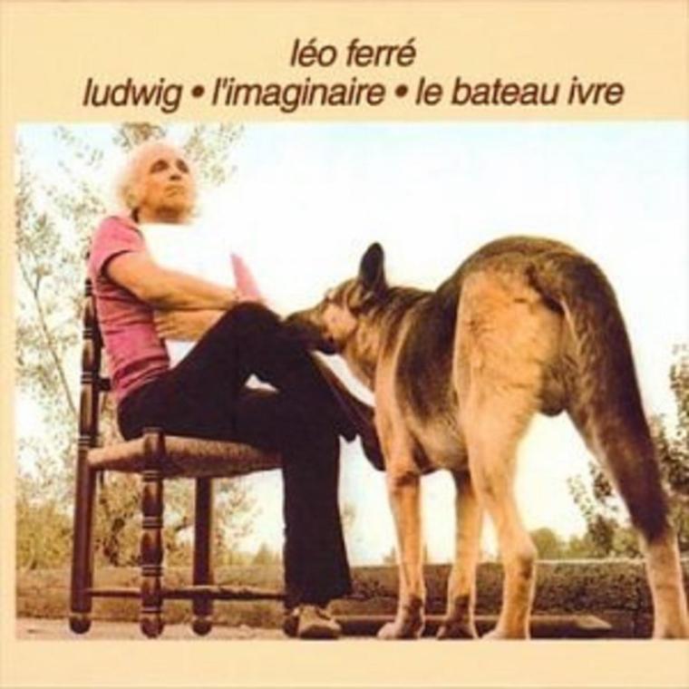comme j'aime Léo Ferré  je lui rends souvent hommage  car il me manque beaucoup cet homme à la personnalité unique et entier au plus profond de lui même