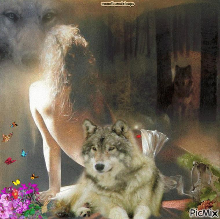 La symbolique du loup en Europe