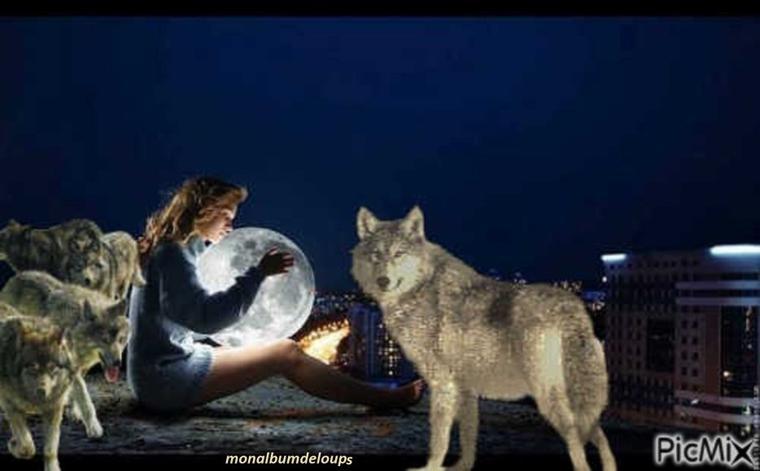 Les loups ils nous sont revenus, ils ont vu, ils vaincront !!!!!!