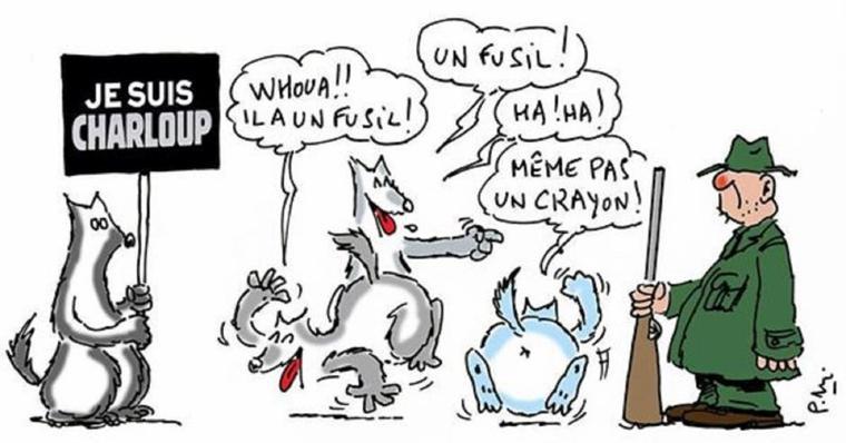 Hommage    Attentats à Charlie Hebdo : la cause animale perd de fervents défenseurs